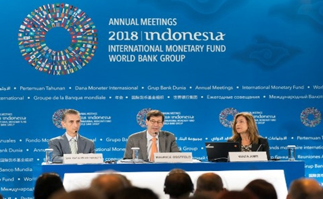 IMF forecasts 7.1pc growth for BD in 2019