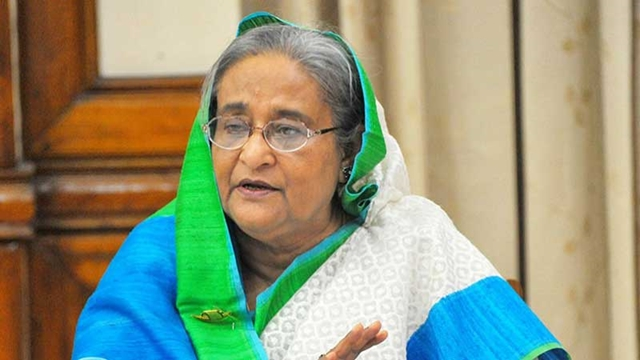 PM urges BNP to join parliament for democracy's sake