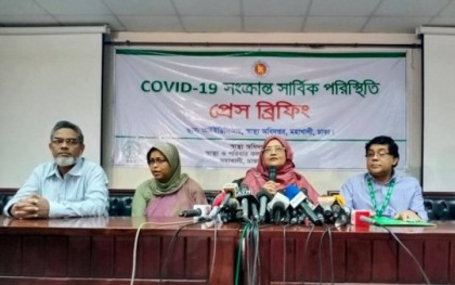 BD reports 2 more deaths, 665 new cases