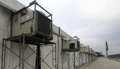 2,000-bed coronavirus isolation unit at ICCB to be opened today