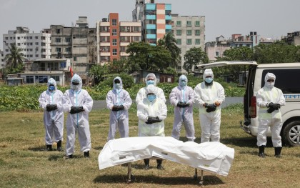 BD reports 21 deaths as infection rate reaches highest ever