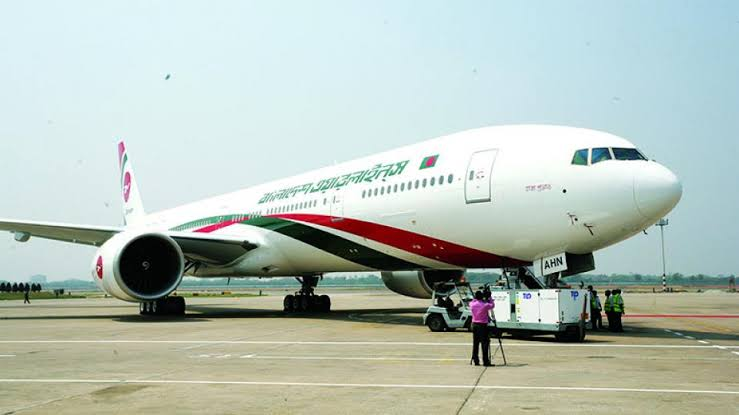 Biman cancels flights with Kolkata, Delhi