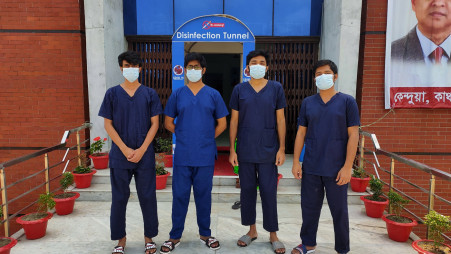 Beximco exports 6.5 million PPE gowns to USA