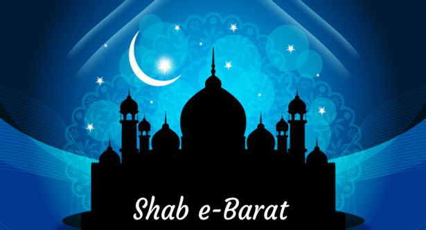 Shab-e-Barat on April 9