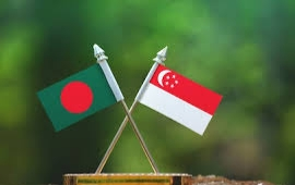 BD discusses FDI opportunities with Singapore