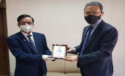Korea to assist Bangladesh improve weather forecasting and climate monitoring