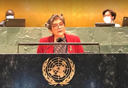 BD's UN envoy introduces first ever UNGA resolution on vision impairment