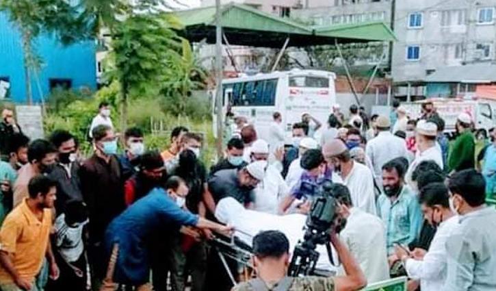 Fakir Alamgir laid to eternal rest