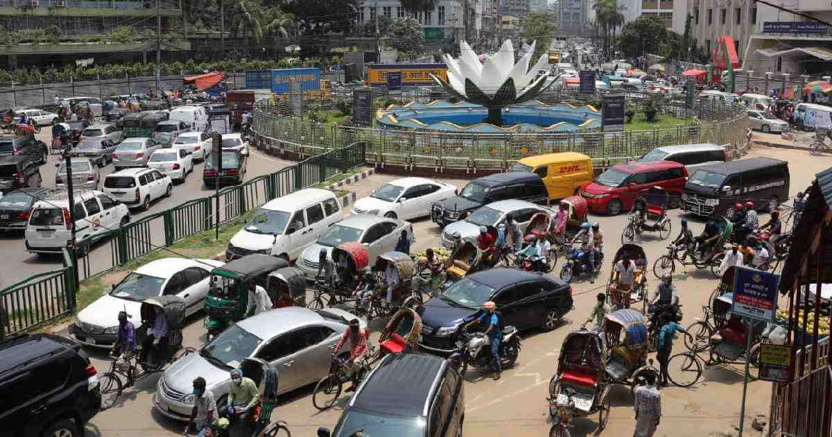 No improvement in Dhaka's air quality