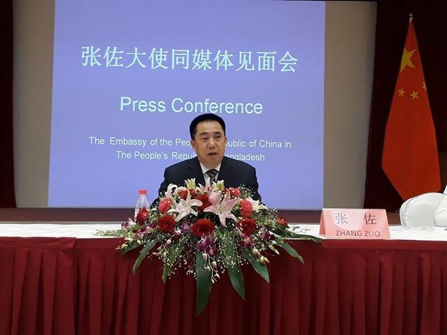 China urges Myanmar to start Rohingya repatriation soon