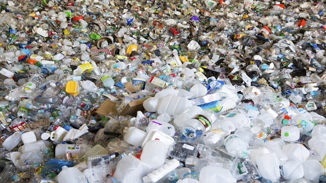 Plastic bottle waste export slumps 51pc in 10 months