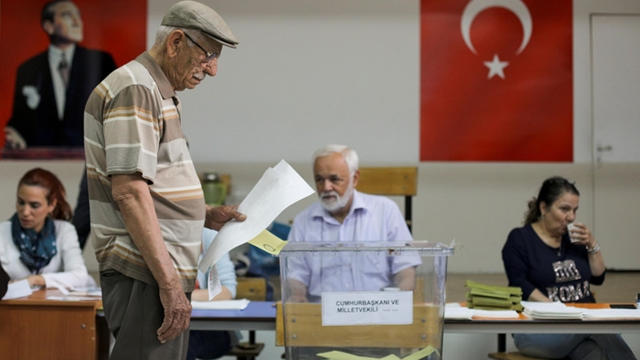 Turkey's fateful election starts with tight security