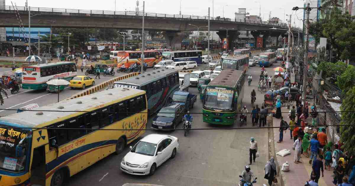 AQI:Dhaka's air 'moderate' for 4th consecutive day