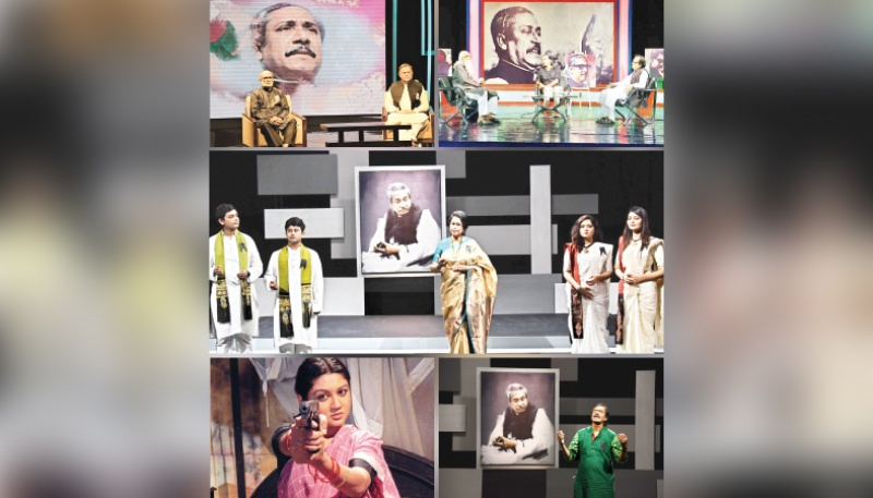 TV programmes on National Mourning Day