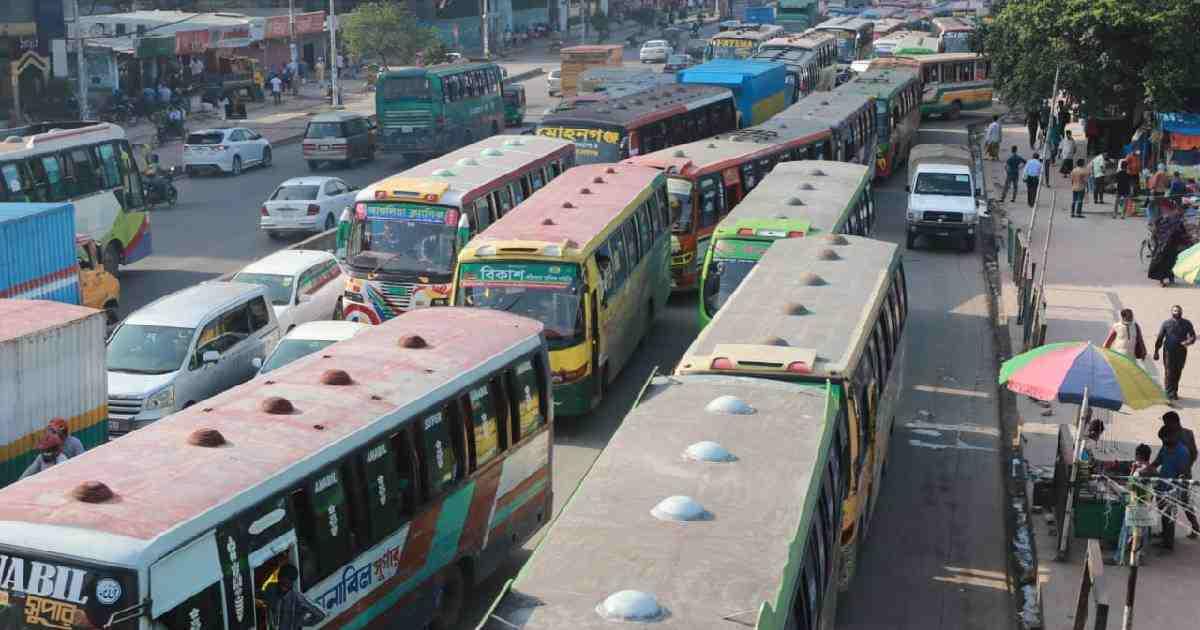 AQI: Dhaka's air quality shows improvement
