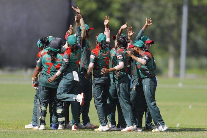 Bangladesh Women beat Ireland to clinch title of World T20 Qualifier 2018