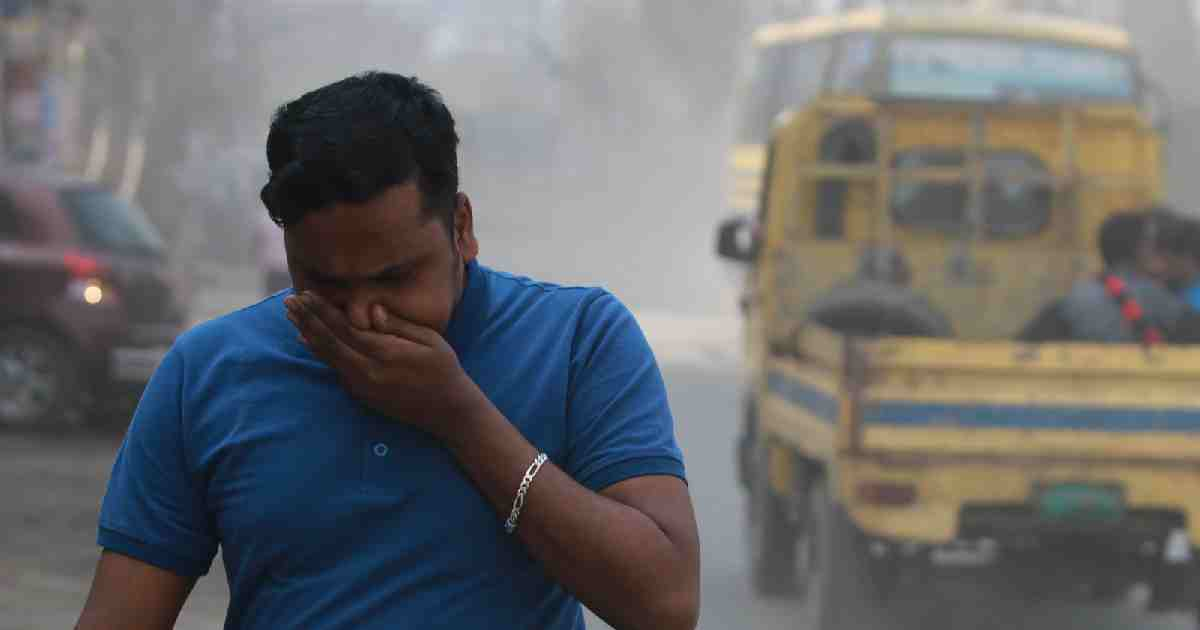 Dhaka's air quality improves but still unhealthy: AQI