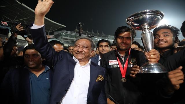It's just the beginning: U-19 captain Akbar Ali