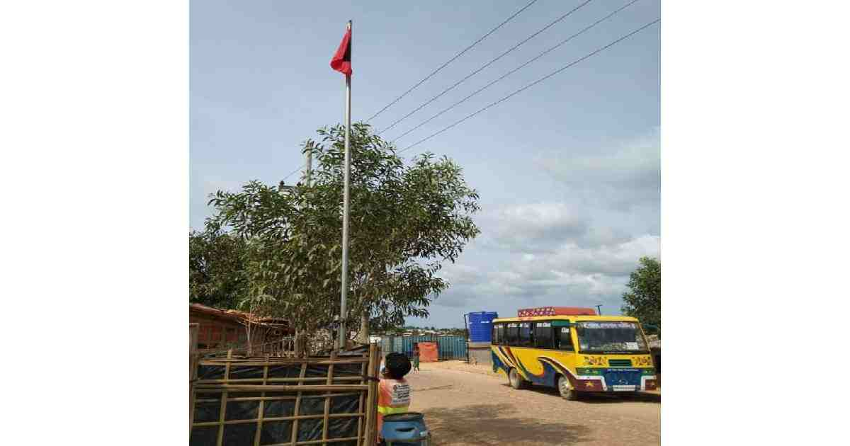Cyclone 'Amphan': Warning flag raised at Rohingya camps