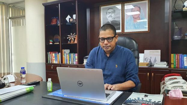 Palak urges Japanese investors to recruit Bangladeshi IT professionals