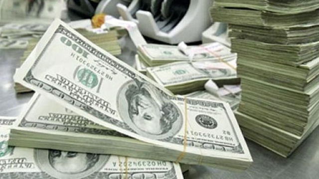 Forex reserve rises 4.41 times in last 10 year