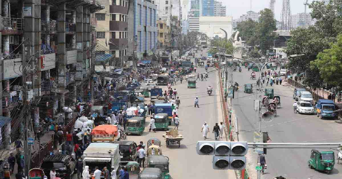 Dhaka ranks 7th worst in air Quality
