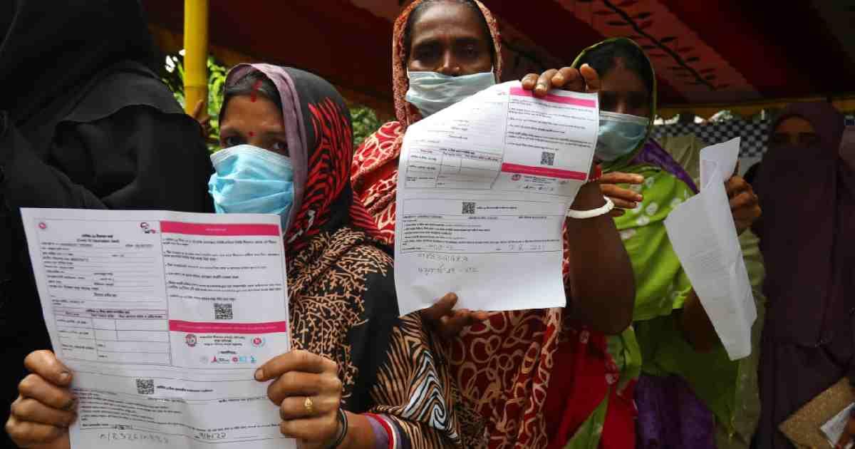 Mega Covid inoculation drive begins in Bangladesh