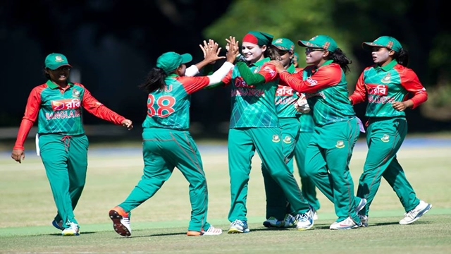 Bangladesh storm into semis of Women's WT20Q