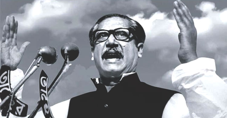 99th birthday of Bangabandhu celebrated