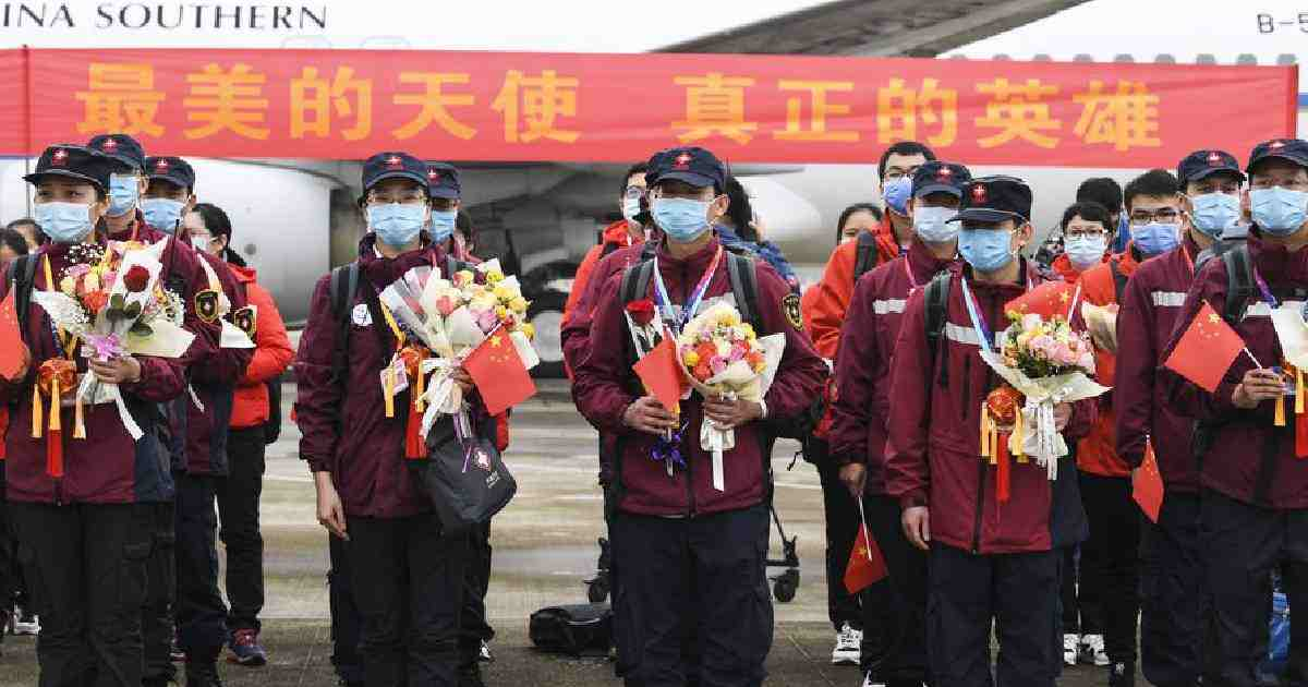 Chinese mainland reports zero increase in indigenous COVID-19 cases