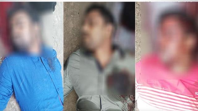 Three youths shot dead in Rupganj