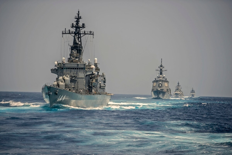 US proposes joint patrols with BD in Bay of Bengal