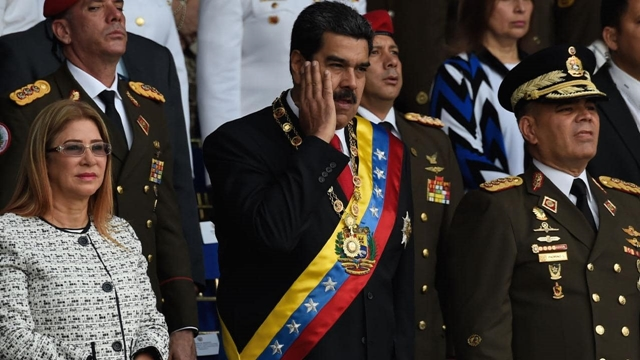 Venezuelan President survives apparent drone assassination attempt
