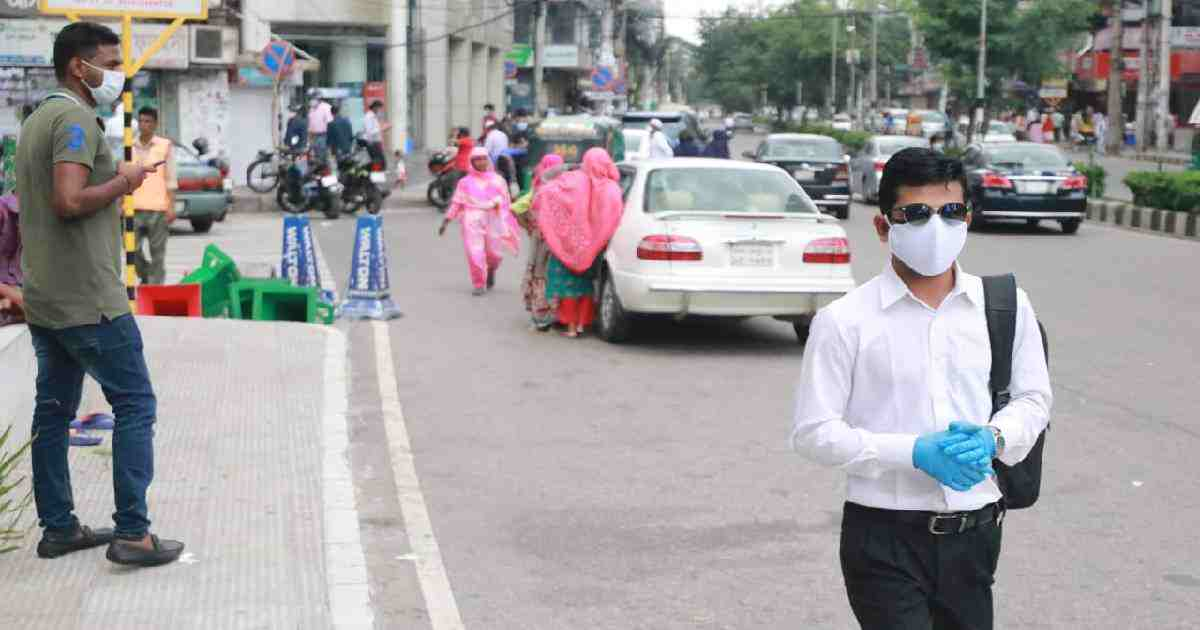 Dhaka's air quality shows improvement