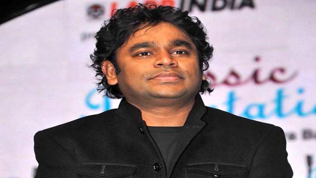 Indian legendary Rahman's music flows beyond borders