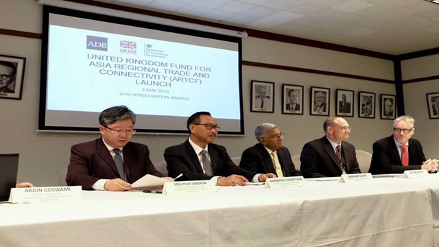 BD to enjoy benefit from fund launched by ADB, UK