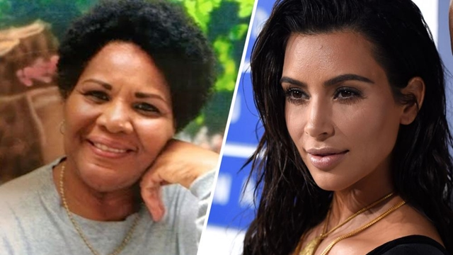 Kim Kardashian asks Trump to pardon jailed grandmother