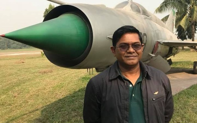 Pilot Abid Sultan of crashed US-Bangla flight dies