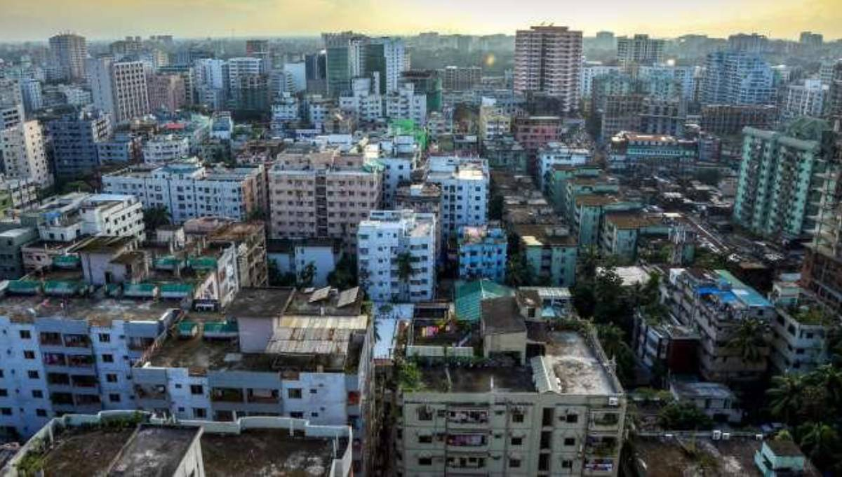 Millions in Dhaka at risk of fires, earthquakes: Experts