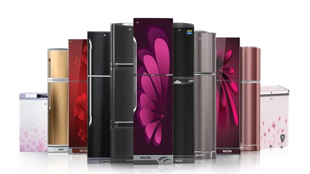 Walton showcasing 145 models fridges ahead of Qurbani Eid