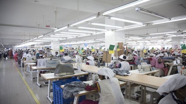 BD's apparel export to US markets downs 4.46%