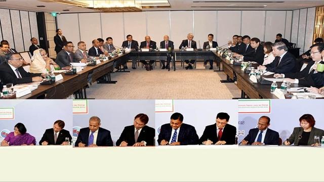 Bangladesh, Singapore trade bodies sign 4 MoUs