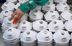 Local mask producer enters US market