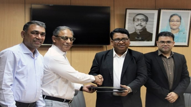 MoU signed between BIBM and BFP-B