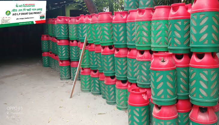 NBR reduces VAT on LPG cylinders