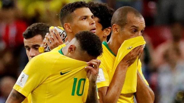 Belgium dump Brazil out of World Cup