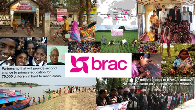 BRAC becomes world's top NGO for 3rd straight year
