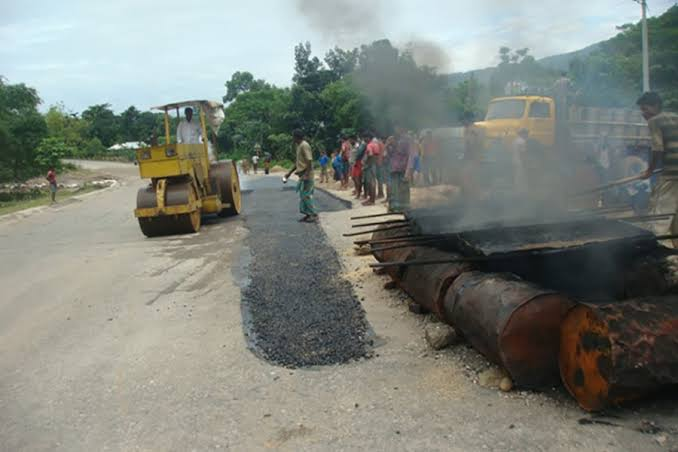 RHD sets aside honorarium for road widening project