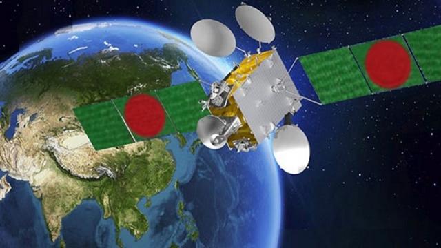 Bangabandhu-1 reaches launch site in Florida