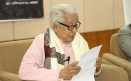 Veteran journalist DP Barua passes away